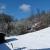 Blick-aus-dem-wohnzimmer-bei-schnee
