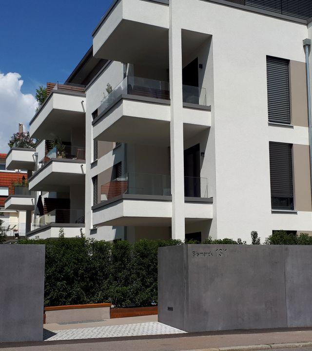 Neubau Eigentumswohnung Weinheim Bergstraße