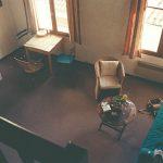 vorher Ferienimmobilie Frankreich Wohnzimmer