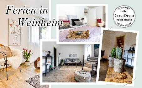 Ferienwohnung Weinheim