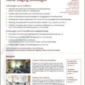 Leistungen Home Staging Creadeco