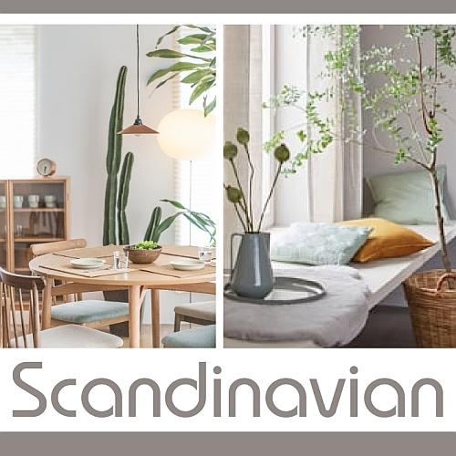 1. Woche: Einrichtungsstil –  der Scandinavian Style