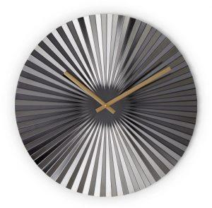 Große Uhr Fächer Optik