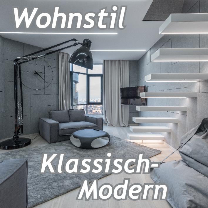 Klassisch moderne einrichtung innenausstattung wohnen