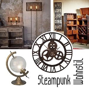 Steampunk – tauche ein in die Fantasy Welt des letzten Jahrhunderts