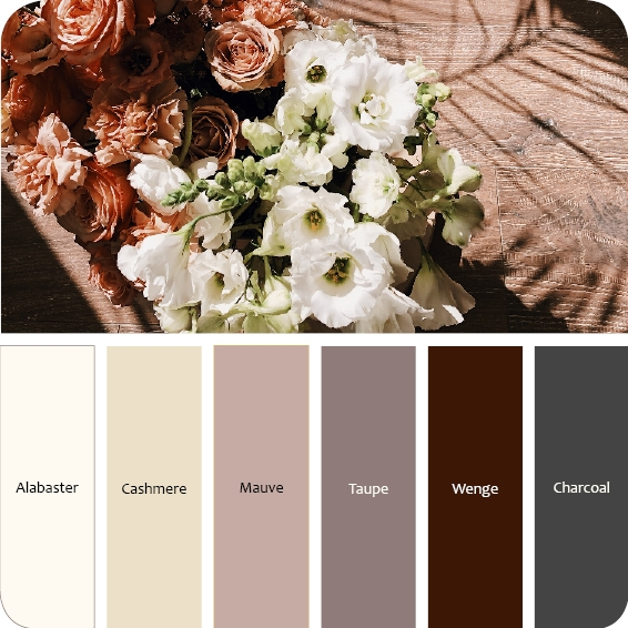 klassisch moderne farben für die wohnung
