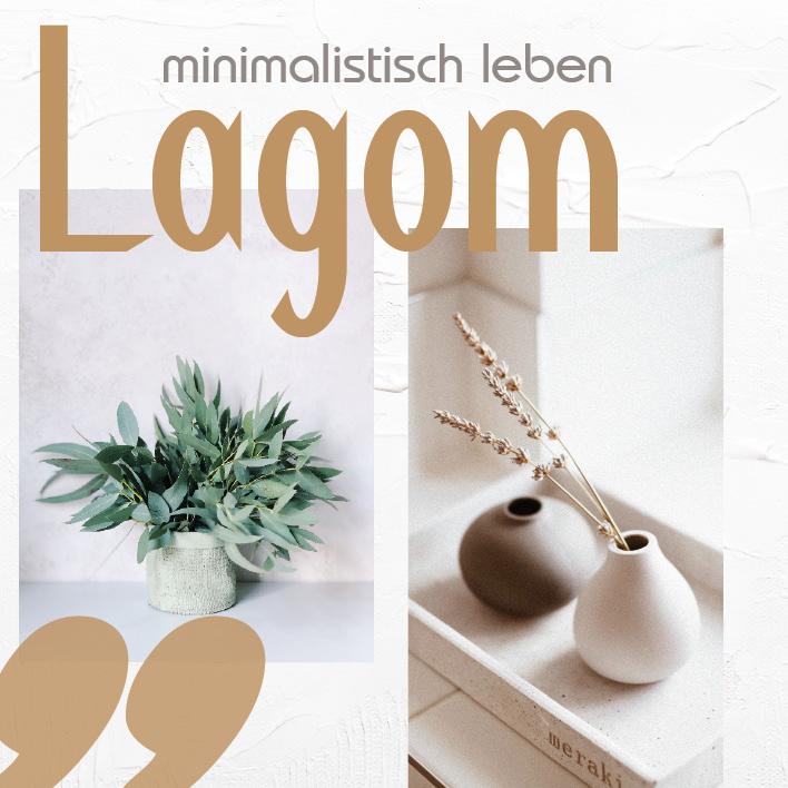 Lagom – leben und einrichten in Balance