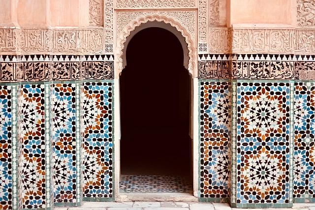 Marokko Fliesen Mosail
