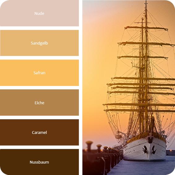 wohnstil ideen einrichtung wohnen farbpalette