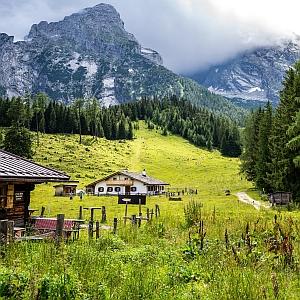 berghütte alpenregion