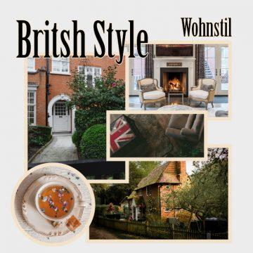 Britisch einrichten und wohnen British Style