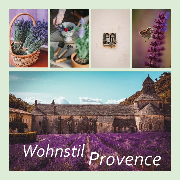 Provence wohnen leben einrichten living