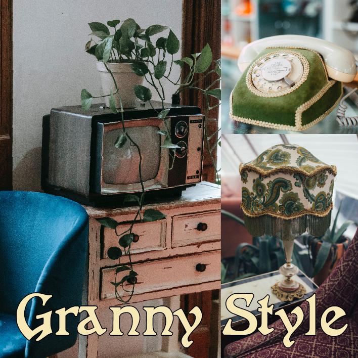 Beitragsbild Granny style Wohnungseinrichtung